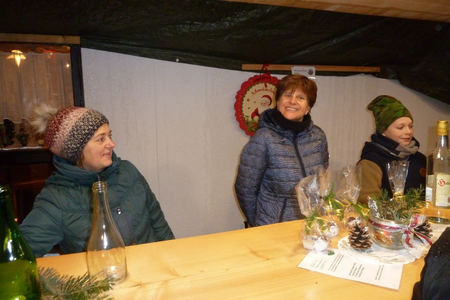 1. Advent im Heimatverein